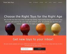 Think Tank Toys