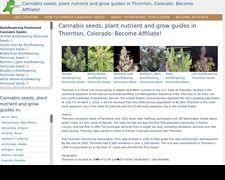 Thorntoncannabis.cf