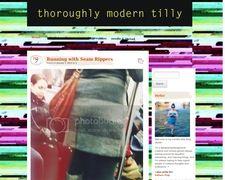 Thoroughly Modern Tilly