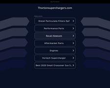 Thorton Superchargers