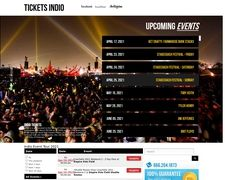 Ticketsindio