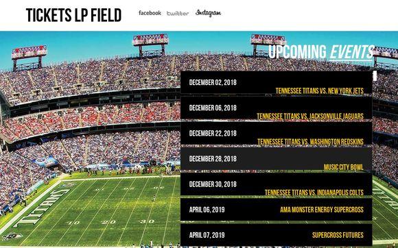 Ticketslpfield.com