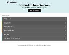 Timbaland Music