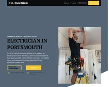 Tjlelectrical.co.uk