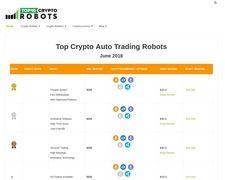 Top 10 Cryptorobots