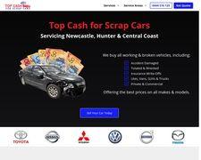 Topcashforscrapcars.com.au