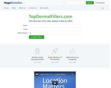 Topdermalfillers.com