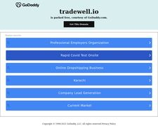 Tradewell.io