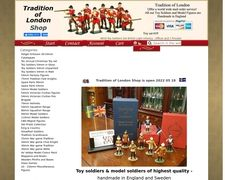Tradition of London Shop