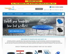 Trampoline And Replacement Parts UK