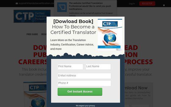 Translationcertification.org