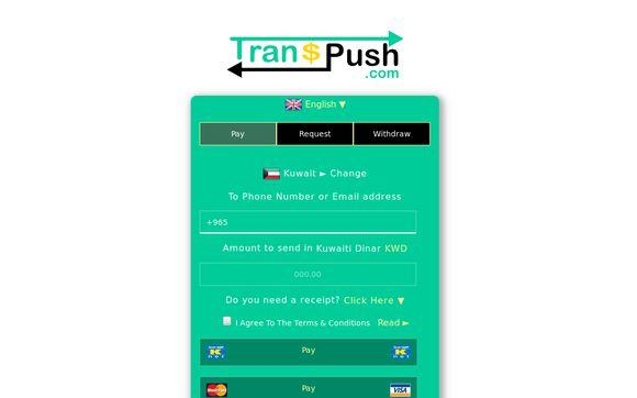 Transpush.com