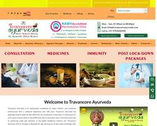 Travancoreayurveda.com