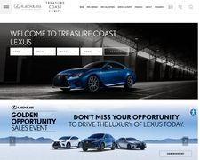 Treasure Coast Lexus