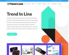 Trend In Line