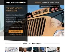TruckMovers • The Most Trusted Name In Truck Driveaway