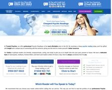 Trusted Psychics