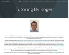 Tutoring By Roger