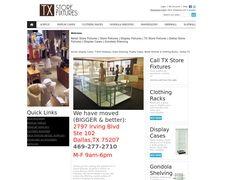 TX Store Fixtures