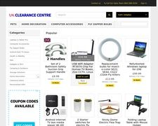 UK Clearance Centre
