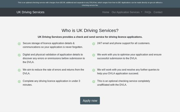 UK Driving Services