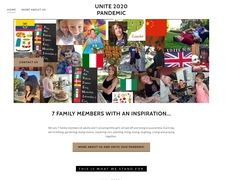 Unite2020pandemic.com