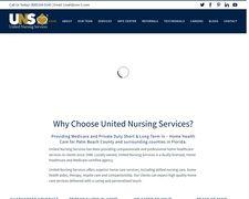 United Nursing Services