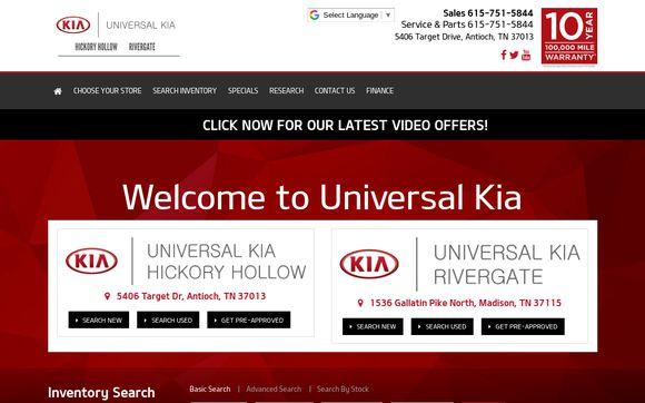 Universal Kia