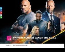 Universalmoviesandmore.co.ke