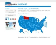 USA Postal Locations