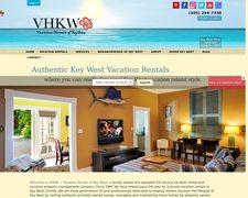 Vacationhomesofkeywest.com