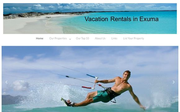 Vacation Rentals in Exuma