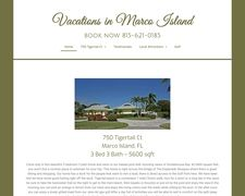 Vacations in Marco Island