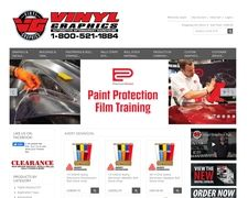 Vinyl Graphics Automotive