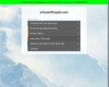 VirtualOfficeJob