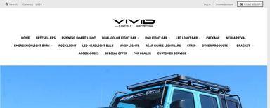Vivid Light Bars