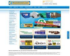 WasteStickers.com