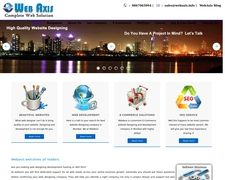 Web Axis