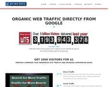 Web Traffic Store