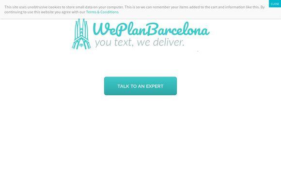 WePlanBarcelona