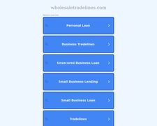 Wholesale Tradelines