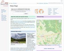OpenGeofiction Encyclopedia