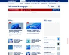 SoftPedia Windows