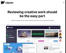 Wipster.io