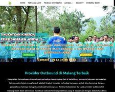 Outbound Di Batu Malang