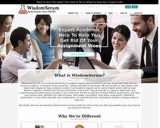WisdomSerum