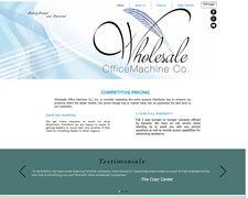 Wholesale Office Machine Co.
