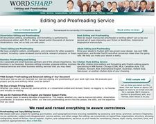 WordSharp