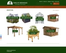 World of Greenhouses
