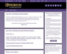 Worthy Christian Chat